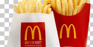 McDonald's French Fries Frying Fast Food PNG