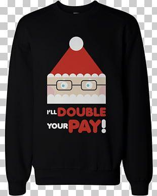 Cat T-shirt Sweater Christmas Jumper PNG