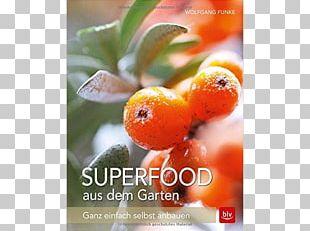 Superfood Aus Dem Garten: Ganz Einfach Selbst Anbauen Book Text Wolfgang Funke PNG