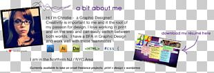 Web Page Graphic Design Display Advertising PNG