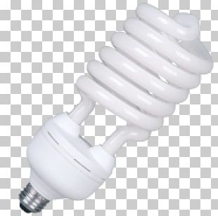 Compact Fluorescent Lamp Incandescent Light Bulb PNG