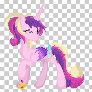 Pony Princess Cadance Cartoon Comics Fan Art PNG