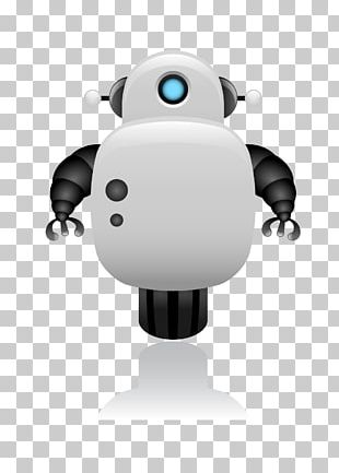 Robot Graphic Design PNG
