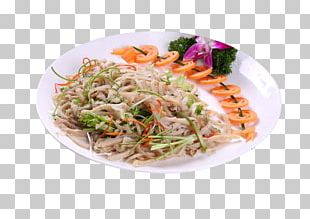 Yakisoba Douhua Chinese Cuisine Thai Cuisine Red Cooking PNG