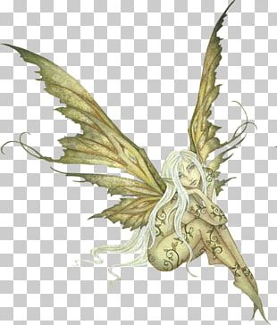 Fairy Sprite Elf Pixie PNG