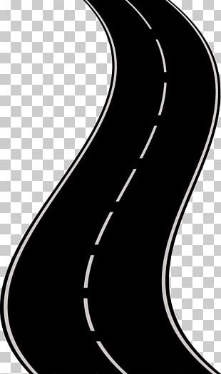 Road Highway Animation PNG