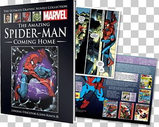 Spider-Man Deadpool Captain America Iron Man Comics PNG