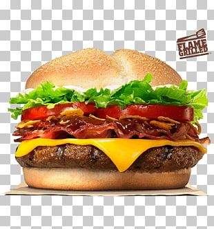 Whopper Hamburger Burger King Grilled Chicken Sandwiches Cheeseburger PNG