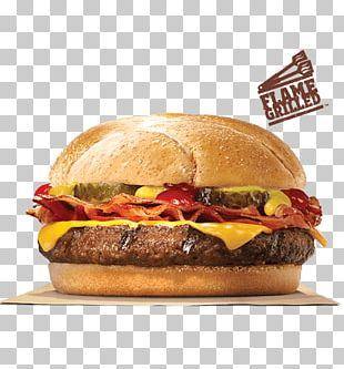 Cheeseburger Hamburger Whopper Veggie Burger Fast Food PNG