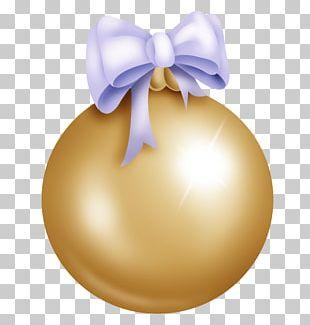 Christmas Ball Christmas Ornament PNG