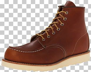 Red Wing Shoes Boot Amazon.com Leather PNG