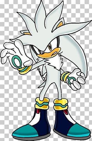 Sonic The Hedgehog Shadow The Hedgehog Tails Silver The Hedgehog Video Game PNG