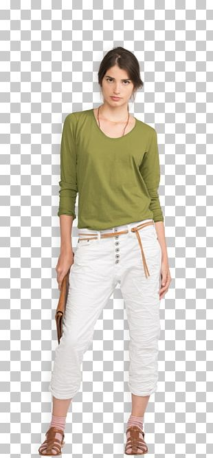 Jeans Long-sleeved T-shirt Long-sleeved T-shirt Cotton PNG