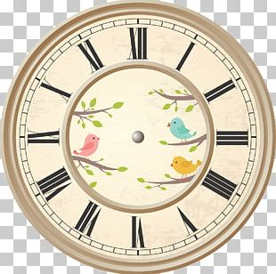 Clock Face Roman Numerals Number PNG