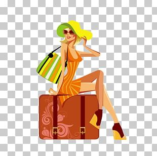 Fashion Drawing Woman Illustration PNG
