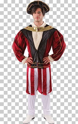 Henry VIII Costume Party Clothing Middle Ages PNG