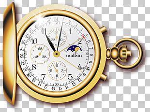 Pocket Watch Clock PNG