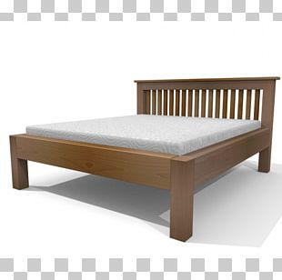 Bed Frame Mattress Furniture Couch PNG