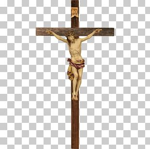 Christian Cross Crucifix Christianity Body Of Christ PNG