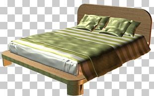 Bed Frame Mattress Furniture PNG