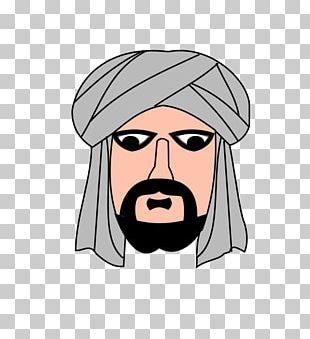 Portrait Of A Man (Self Portrait?) Turban Dastar PNG