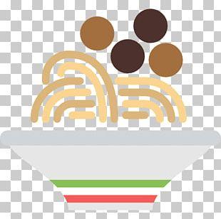 Spaghetti With Meatballs Pasta Italian Cuisine Adhirasam PNG