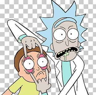 Rick Sanchez Morty Smith Rick And Morty PNG