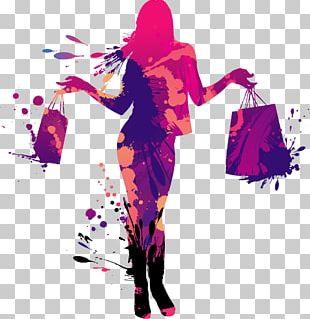 Shopping Stock Photography Woman Stock Illustration PNG