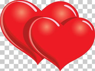 Valentines Day Heart Symbol February 14 PNG