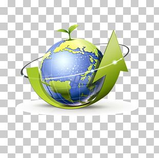 Earth Science And Technology Elements PNG