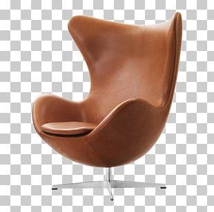 Egg Model 3107 Chair Eames Lounge Chair Fritz Hansen PNG