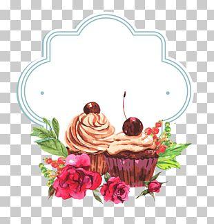 Cake Border PNG