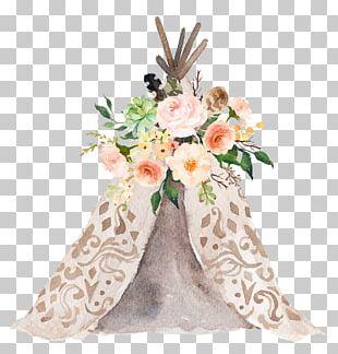 Wedding Invitation Birthday Boho-chic Party Baby Shower PNG
