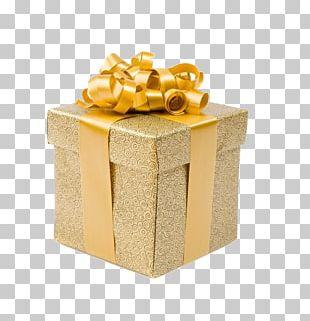 Gift Christmas Stock Photography PNG