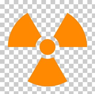 Hazard Symbol Ionizing Radiation Biological Hazard Radioactive Decay PNG
