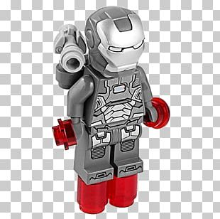 War Machine Iron Man Lego Marvel Super Heroes Aldrich Killian Extremis PNG