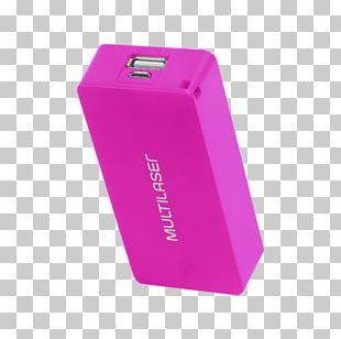 Battery Charger Power Bank Mobile Phones Multilaser USB PNG