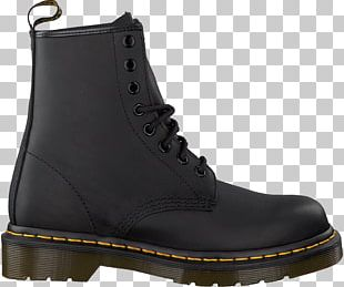 Combat Boot Shoe Dr. Martens Leather PNG
