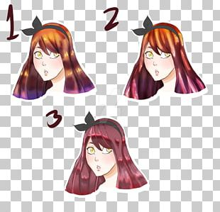 Hair Coloring Black Hair Long Hair Human Hair Color PNG