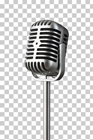 Microphone Stock Photography PNG