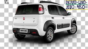Fiat Uno Fiat Automobiles Fiat Fiorino Bumper Car PNG