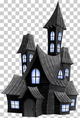 Haunted House PNG