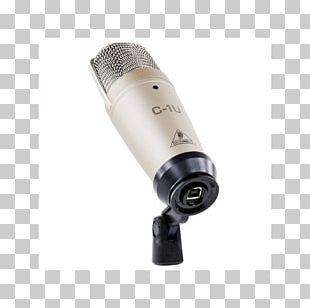 Microphone Behringer C-1U Recording Studio Condensatormicrofoon PNG