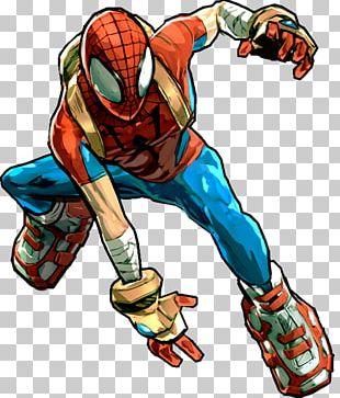 Spider-Man Unlimited Gwen Stacy Superhero Marvel Mangaverse PNG