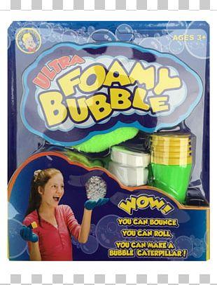 Toy DistributionNOW Uncle Bubble Foam PNG