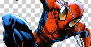 Ultimate Spider-Man: Power & Responsibility Ultimate Marvel Comics PNG