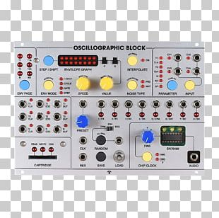 Electronics Electronic Musical Instruments Sound Chip Modular Synthesizer PNG