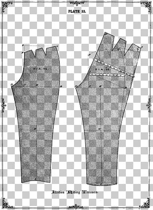 Book Sewing Victorian Fashion Pattern PNG
