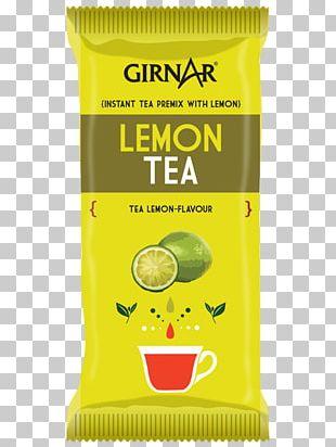 Iced Tea Girnar Masala Chai Green Tea PNG