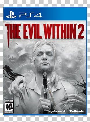 The Evil Within 2 PlayStation 4 Video Game PNG